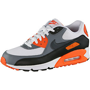 Nike AIR MAX 90 ESSENTIAL Sneaker Herren weiß