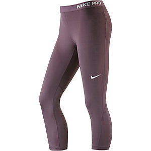 Nike Pro Dry Fit Tights Damen helllila