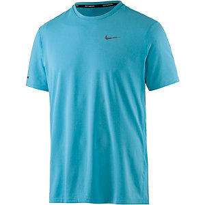 Nike Dri-Fit Contour Laufshirt Herren türkis