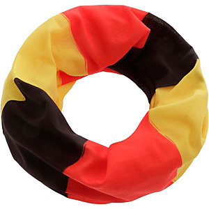 BUFF Original Flags Deutschland EM 2016 Loop schwarz/rot/gold