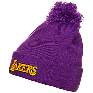 adidas NBA Los Angeles Lakers Beanie lila