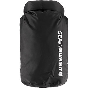 Sea to Summit Dry Sack Lightweight 70D Packsack schwarz