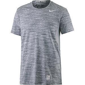 Nike Pro Hypercool Funktionsshirt Herren grau