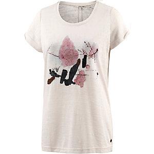 GARCIA T-Shirt Damen weiß