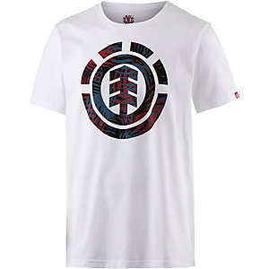 Element Icon T-Shirt Herren weiß