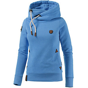 Naketano Darth VIII Sweatshirt Damen hellblau melange