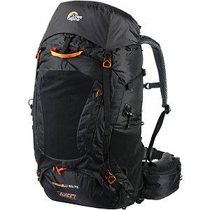 Lowe Alpine Manaslu 65:75 Trekkingrucksack schwarz