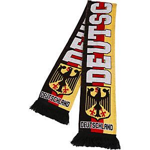 ID Merchandising Schal schwarz/rot/gelb
