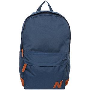 NEW BALANCE Daypack blau / braun