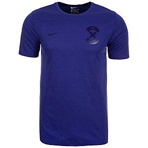 Nike Football X Name And Number Funktionsshirt Herren dunkelblau