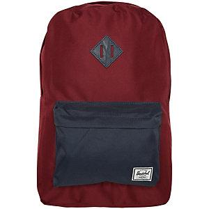 Herschel Daypack bordeaux / blau