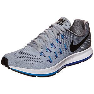 Nike Air Zoom Pegasus 33 Laufschuhe Herren grau / blau / weiß