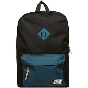 Herschel Daypack schwarz / blau
