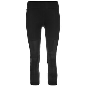 adidas 3/4 Drop 2 Tights Damen schwarz