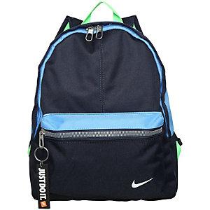 Nike Classic Daypack Kinder blau / grün / weiß