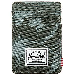 Herschel Raven Geldbeutel grün