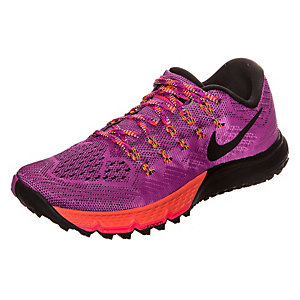 Nike Air Zoom Terra Kiger 3 Laufschuhe Damen violett / schwarz