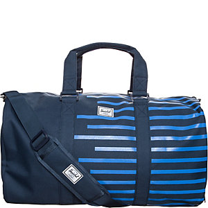 Herschel Novel Duffel Sporttasche dunkelblau / blau