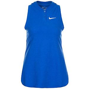 Nike Premier Advantage Funktionstank Damen blau