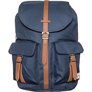 Herschel Dawson Daypack dunkelblau / braun
