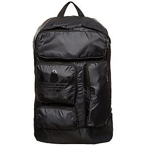adidas Patch Daypack schwarz