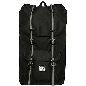 Herschel Daypack schwarz / grau