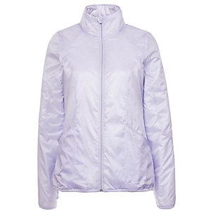 Under Armour ColdGear Infrared Storm Laufjacke Damen flieder