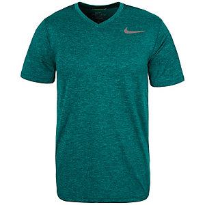 Nike Ultimate Dry Funktionsshirt Herren petrol / schwarz