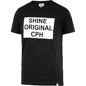 Shine Original T-Shirt Herren schwarz