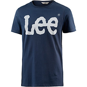 Lee T-Shirt Herren dunkelblau