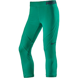 Nike Pro Hypercool Tights Damen grün