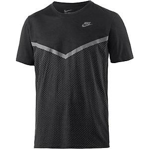 Nike Futura Funktionsshirt Herren schwarz