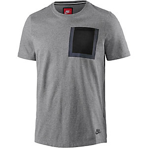 Nike Tech Hypermesh T-Shirt Herren grau
