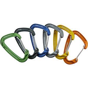 SKYLOTEC x-Clip Karabiner mehrfarbig