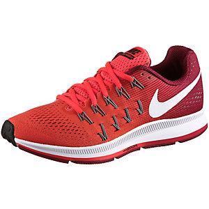Nike Air Zoom Pegasus 33 Laufschuhe Damen rot