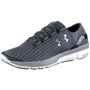 Under Armour Speedform Turbulence Clutch Laufschuhe Herren grau