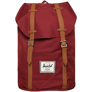 Herschel Retreat Daypack bordeaux / braun