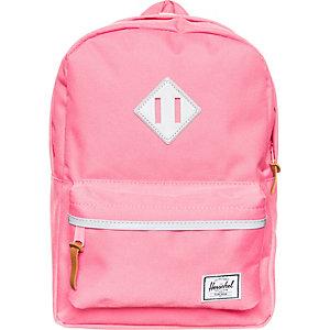 Herschel Heritage Daypack Mädchen rosa / braun