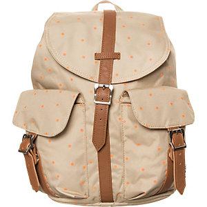 Herschel Dawson Daypack Damen braun / orange