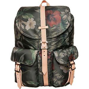 Herschel Dawson Daypack grün / hellbraun