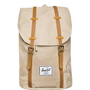 Herschel Daypack beige / braun