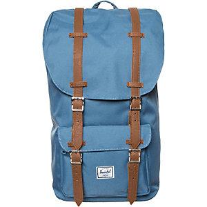 Herschel Little America Daypack blau / braun