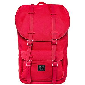 Herschel Little America Daypack rot / schwarz