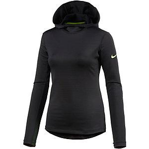 Nike Pro Funktionsshirt Damen schwarz