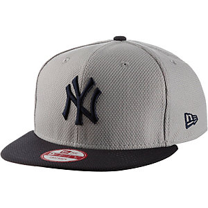 New Era Diamond Era Team Snap NY Yankees Cap grau/blau