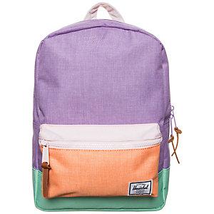 Herschel Settlement Daypack Kinder lila / orange / mint