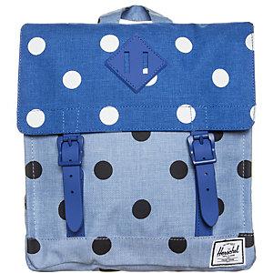 Herschel Survey Daypack Kinder blau / weiß