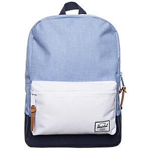 Herschel Settlement Daypack Kinder blau / weiß