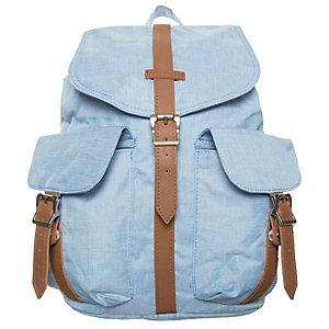Herschel Dawson Daypack Damen hellblau / braun