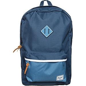 Herschel Heritage Daypack dunkelblau / blau